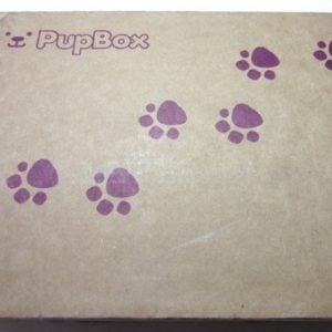 Pupbox Subscription Box Review – October 2015