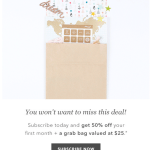 Studio Calico Boxes – 1st Box for 50% Off + Mystery Grab Bag