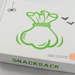 Snack Sack Subscription Box Review – October 2015