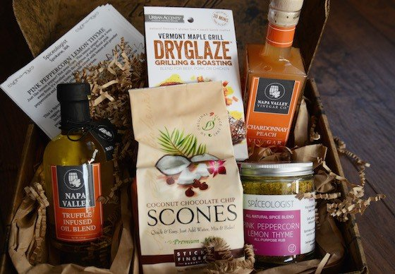Taste Trunk The Monthly Sampler Subscription Box Review October 2015 - 4