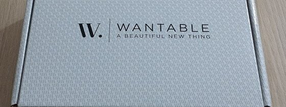 Wantable Accessories Subscription Box Review – October 2015