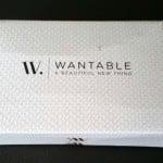 Wantable Makeup Subscription Box Review – October 2015