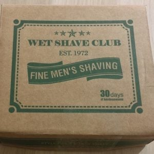 Wet Shave Club For Men Subscription Box Review + Coupon – October 2015