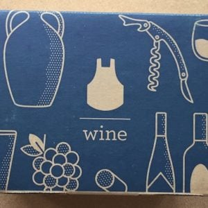 Blue Apron Wine Subscription Box Review – October 2015