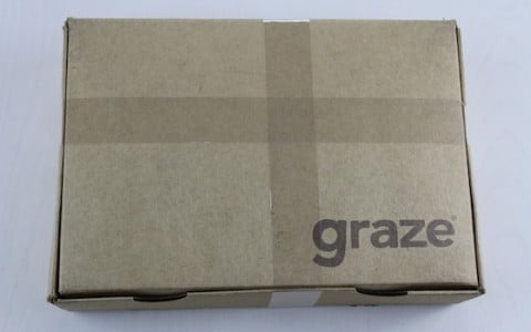 Graze 8-Snack Subscription Box Review + Free Box Coupon – November 2015