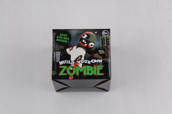 Powered Geek Box Subscription Box Review October 2015 - Build Your Own Zombie