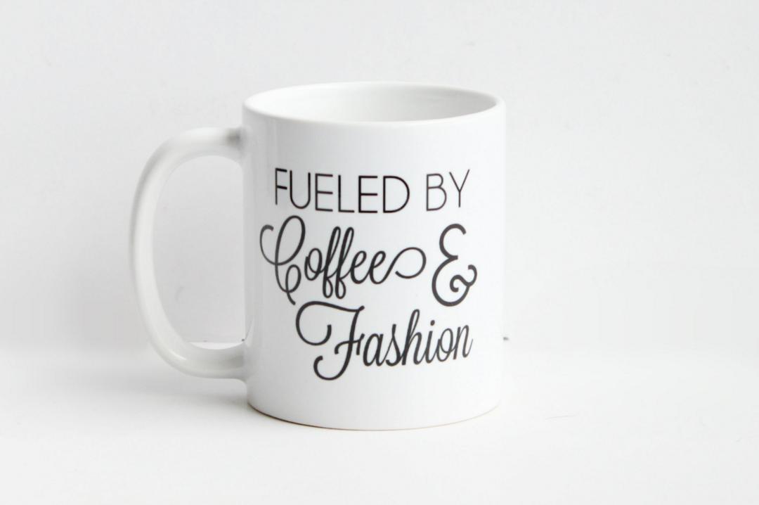 Fueled by Coffee & Fashion