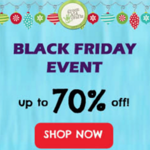 Green Kid Crafts Black Friday Sale – 70% Off First Box!