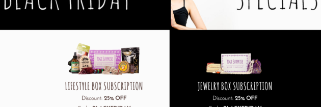 Yogi Surprise Black Friday Deal – 30% Off Your First Month!