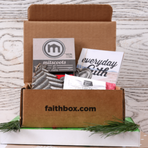 Faithbox Black Friday Deal – 25% Off Your First Box!