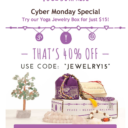 Yogi Surprise Jewelry Box Cyber Monday Deal – 40% Off!