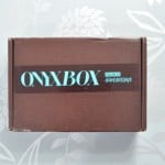 We Are Onyx Beauty Box Subscription Box Review – October 2015