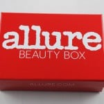 Allure Beauty Box Subscription Box Review – December 2015