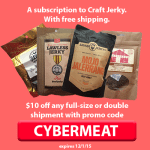 Bojerky Black Friday Deal – $10 Off Full Size or Double Subscription!