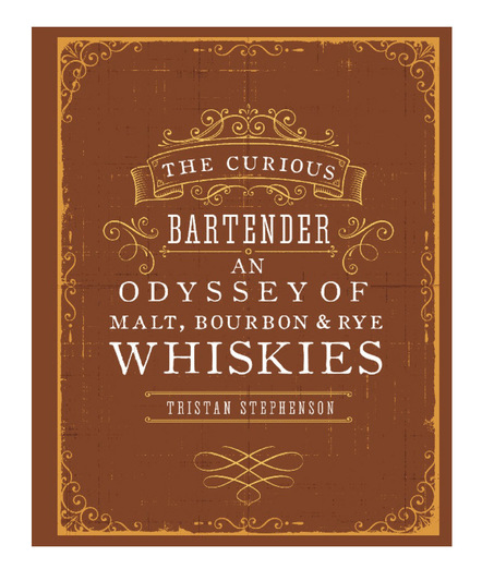 The Curious Bartender Hardcover