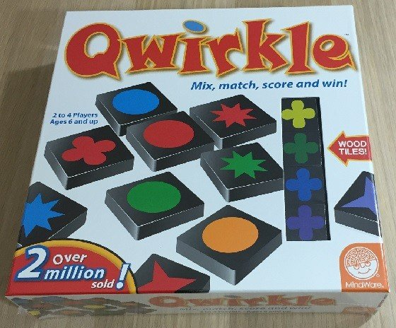 Awesome Pack Subscription Box Review November 2015 - qwirkle