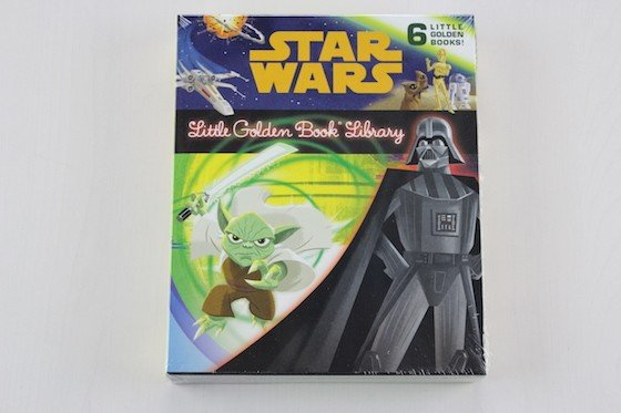 Loot Crate Limited Edition Star Wars Crate Review - books