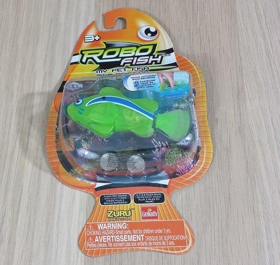 Nerd Block Junior Boys Subscription Box Review December 2015 - robofish