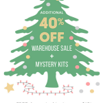 Studio Calico 40% Off Mystery Kit Boxing Day Sale!