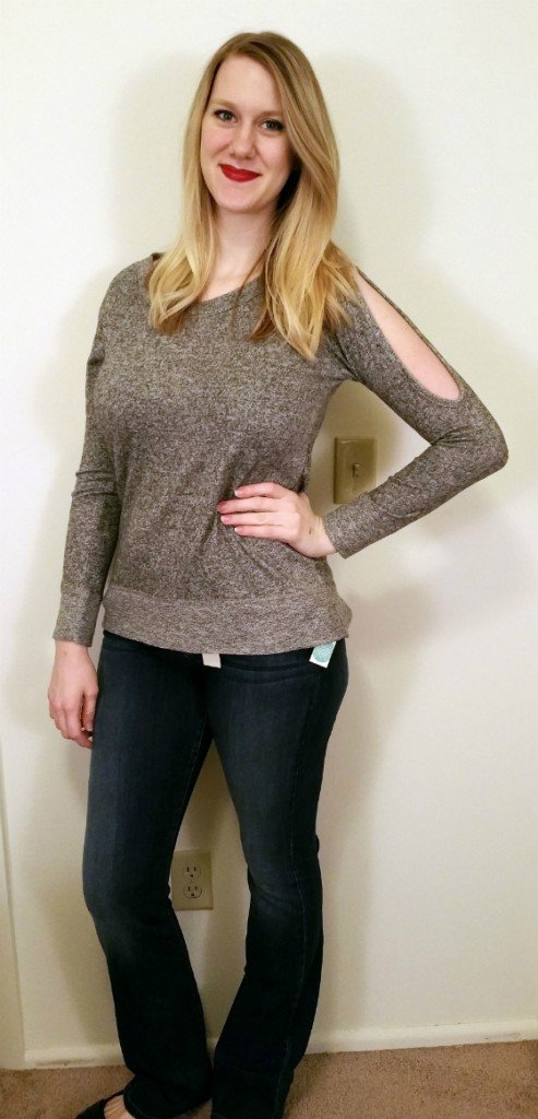 Stitch Fix Review December 2015 - items 1