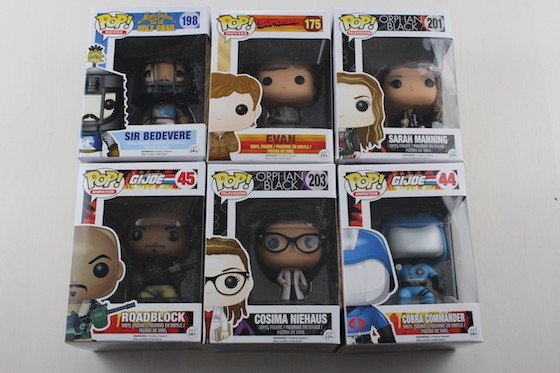 Pop In A Box Subscription Box Review + Coupon January 2016 - POPs