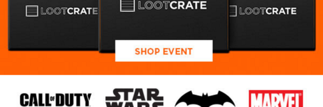 """Loot Crate New Bundles Added to """"Best of Bundle"""" Sale!"""