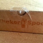 Shaker & Spoon Subscription Box Review – December 2015