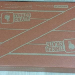 Tinker Crate Subscription Box Review & Coupon – December 2015