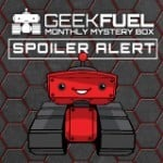 Geek Fuel February 2017 Spoiler + Coupon!