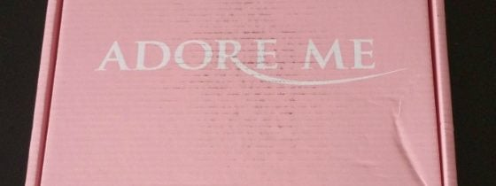 Adore Me Subscription Box Review + Coupon – February 2016
