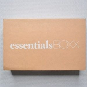 essentialsBOXX Subscription Box Review – February 2016