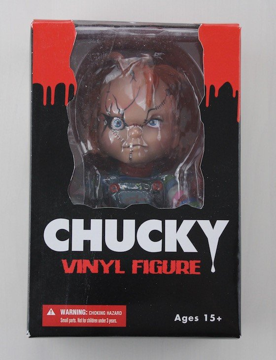 Fandora's Box Subscription Box Review February 2016 - chucky doll