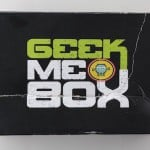 Geek Me Box Subscription Review – February 2016