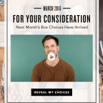 Birchbox Man March 2016 Sample Choice Spoilers + Coupon