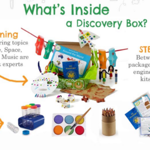 Green Kid Crafts First Box Free – Just Pay Shipping!