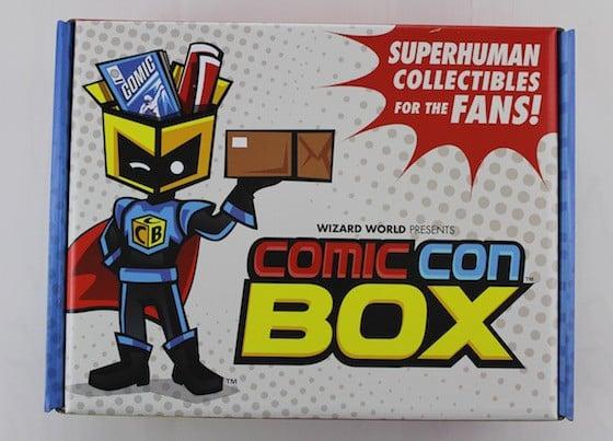Comic Con Box Subscription Box Review – Box NineFYI – Comic Block Subscription + Pricing Changes