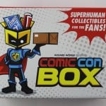 Comic Con Box Subscription Box Review – Box Ten