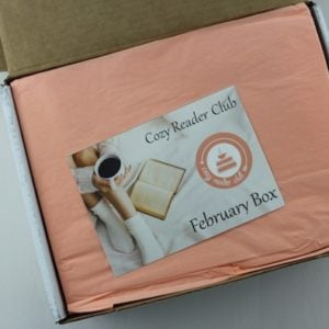 Cozy Reader Club Subscription Box Review + Coupon – Feb 2016