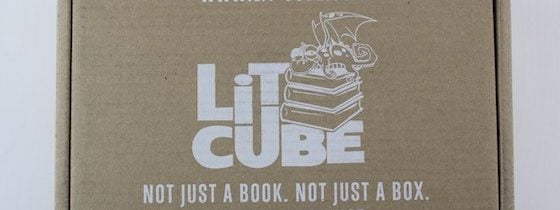 LitCube Book Subscription Box Review – February 2016