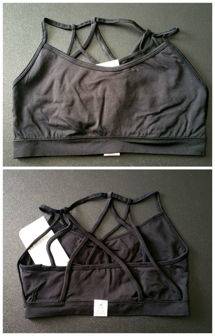 FABLETICS MARCH 2016 - items 2
