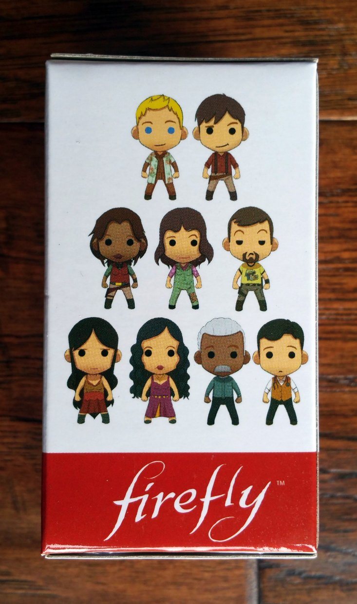 FIREFLY CARGO CRATE MARCH 2016 - items 6