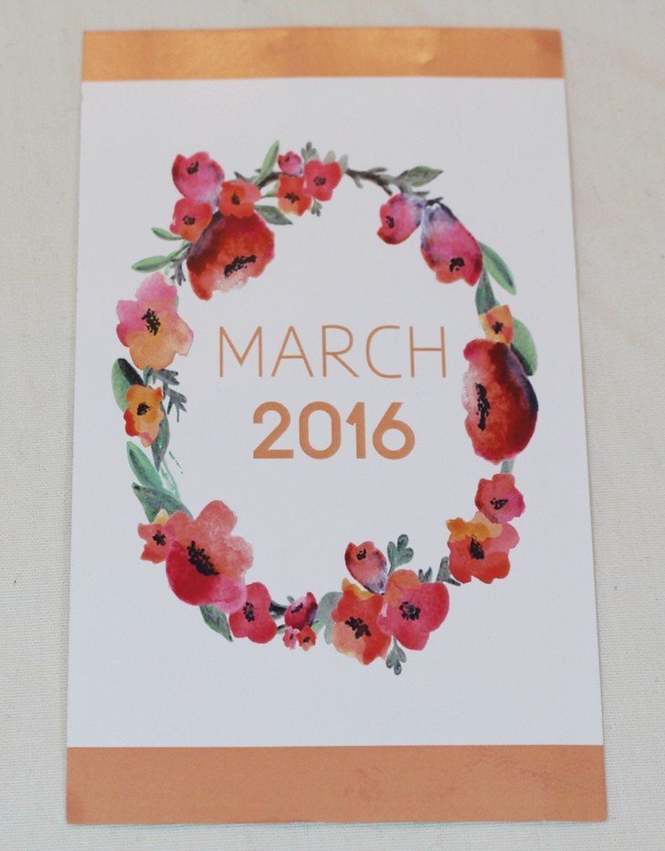 Lipmonthly-March 2016- Welcome card front