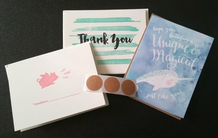 PENNIE POST MARCH 2016 - all items