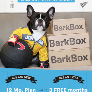 Get Up to 3 Months of Barkbox FREE – Bark Madness Sale!