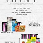 Beauteque Subscription Sale – Free Gift Bundle + April Spoilers