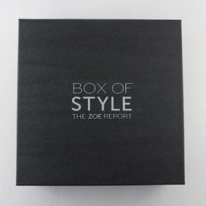 Rachel Zoe Box of Style Spring 2016 Subscription Box Review