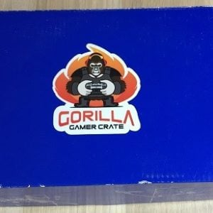 Gorilla Gamer Crate Subscription Box Review – February 2016
