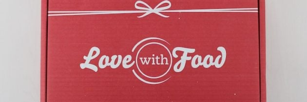 Love With Food Sale – 3 Days Left for Up To 50% Off!