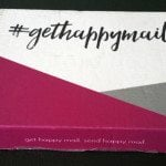 Get Happy Mail Subscription Box Review – April 2016