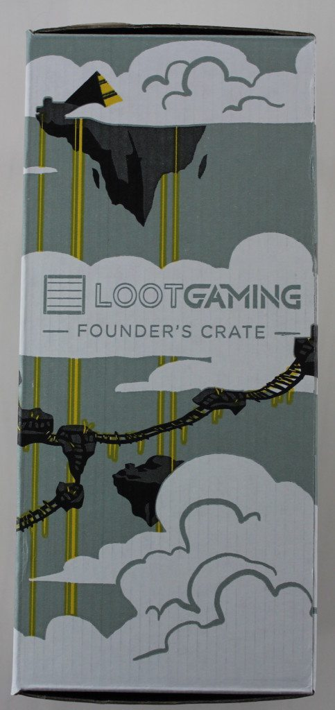 Loot Gaming Subscription Box Review & Coupon April 2016 - box art 3